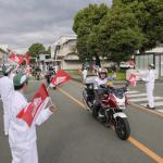 ホンダのバイクが熊本製作所に里帰り! 「ホンダでよかった」とライダーが感謝した1日【ホンダモーターサイクルホームカミング】 - HONDA_MOTORCYCLE_HOMECOMING_02