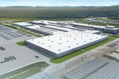 Volkswagen breaks ground on expansion for electric vehicle production in United States