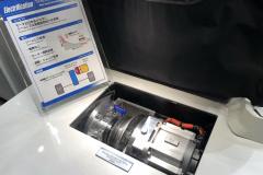 EXEDY 電気駆動系のプロトタイプ