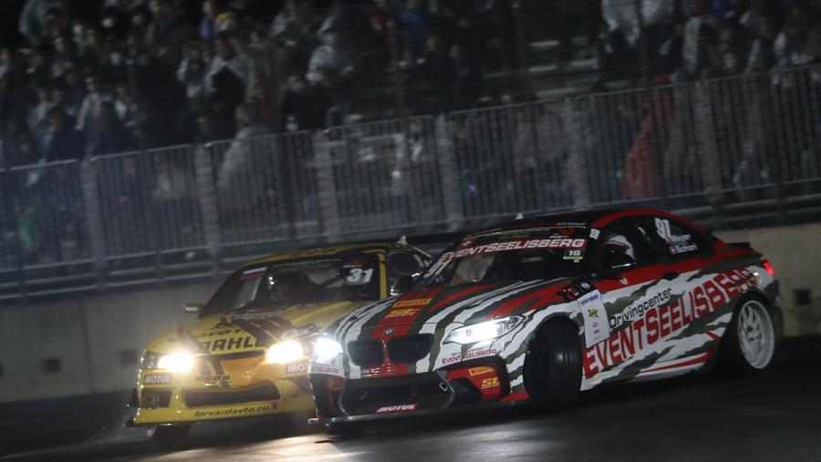 FIA IDC決勝
