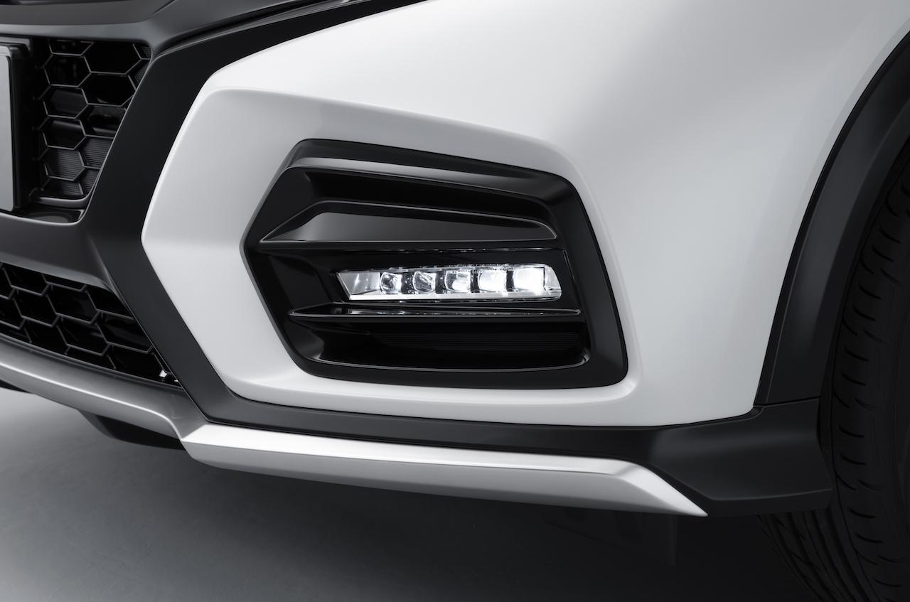 「大人のスポーティが味わえる「モデューロX」がホンダ・ヴェゼルに新登場【新車】」の10枚目の画像