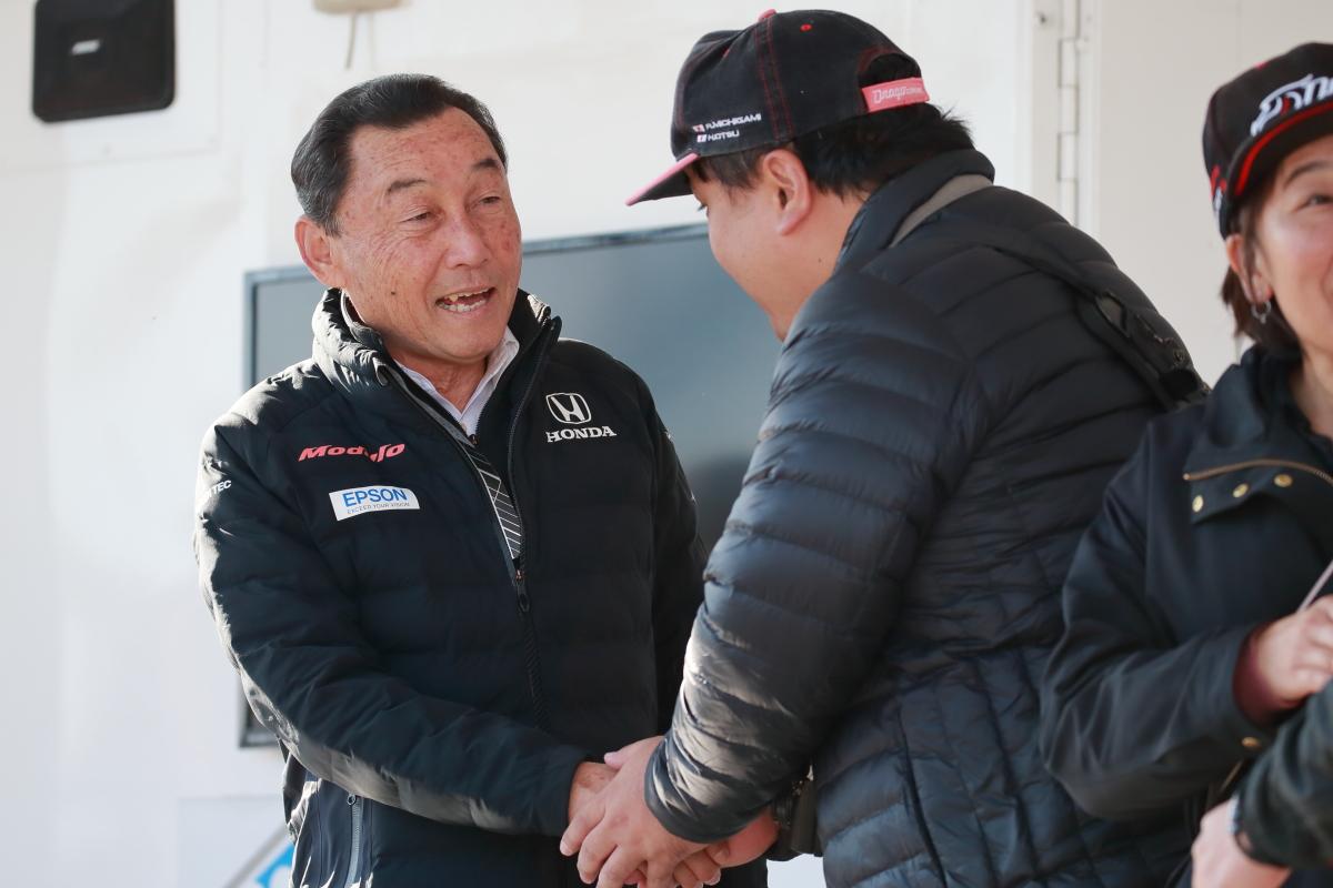 「Moduloドライバーが走り、監督も楽しんだホンダレーシング・サンクスデー【HRTD】」の14枚目の画像