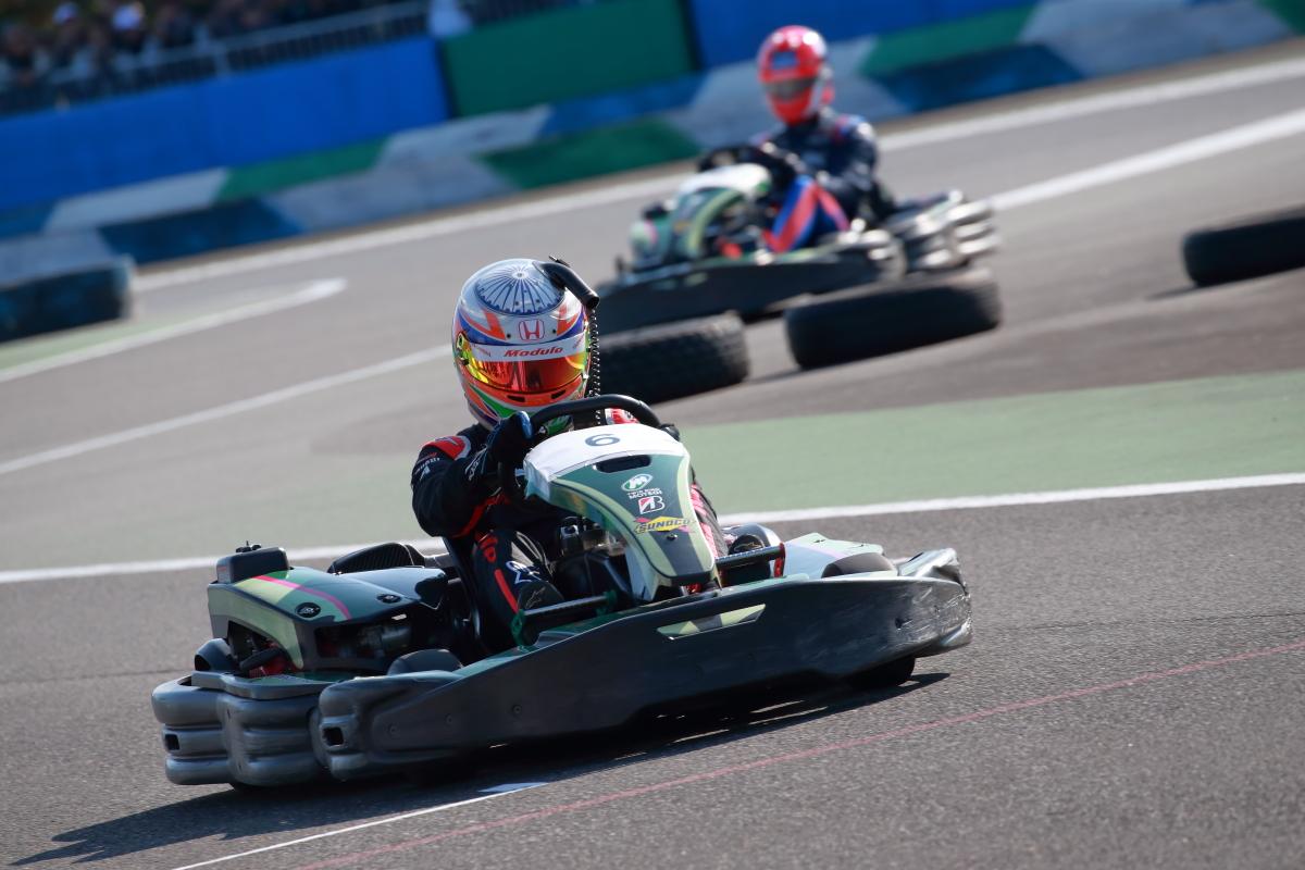 「Moduloドライバーが走り、監督も楽しんだホンダレーシング・サンクスデー【HRTD】」の18枚目の画像