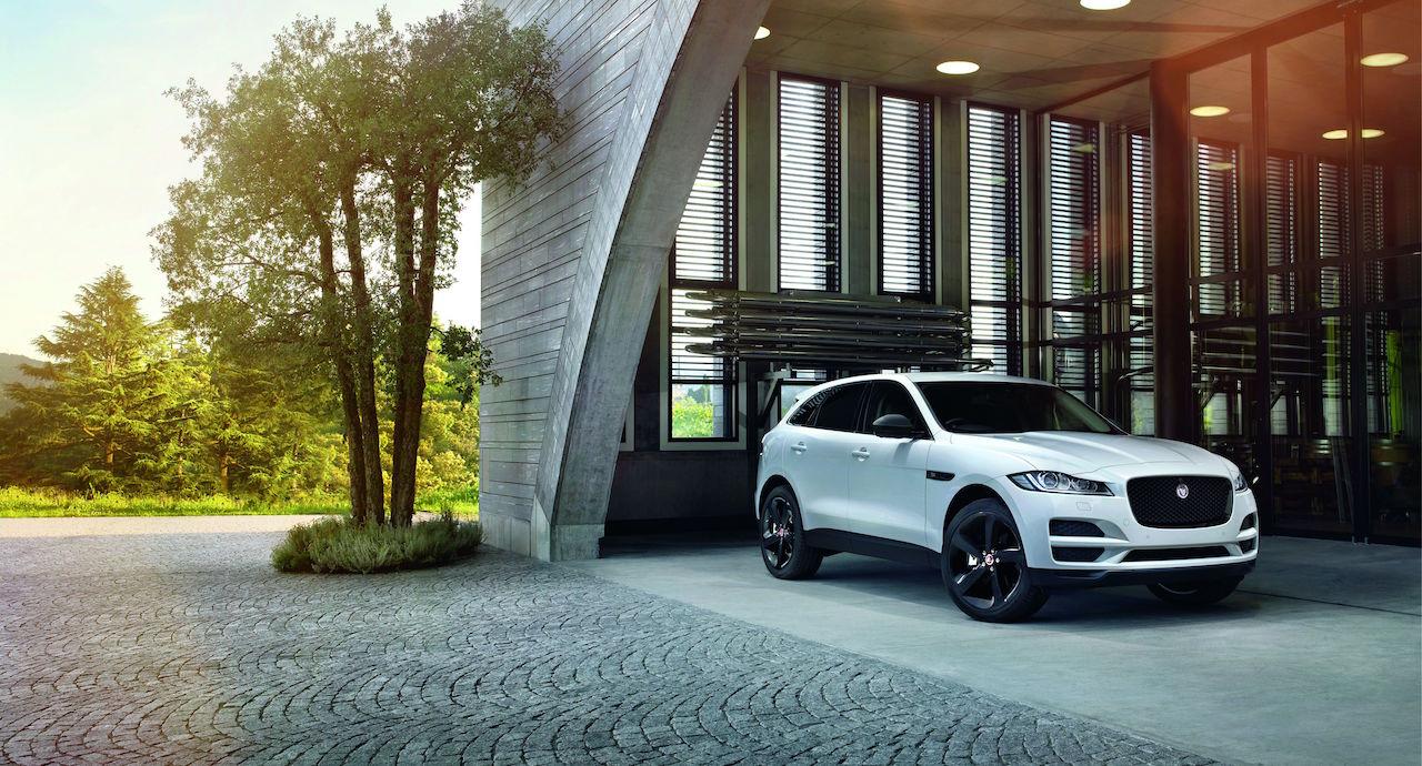 「ジャガーのSUV「E-PACE」「F-PACE」に専用19インチアルミホイールなど豪華装備を網羅した特別仕様車を用意【新車】」の4枚目の画像