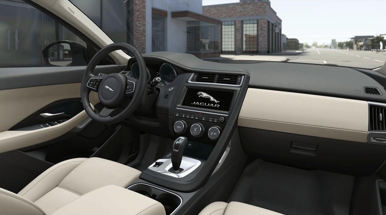 「ジャガーのSUV「E-PACE」「F-PACE」に専用19インチアルミホイールなど豪華装備を網羅した特別仕様車を用意【新車】」の6枚目の画像