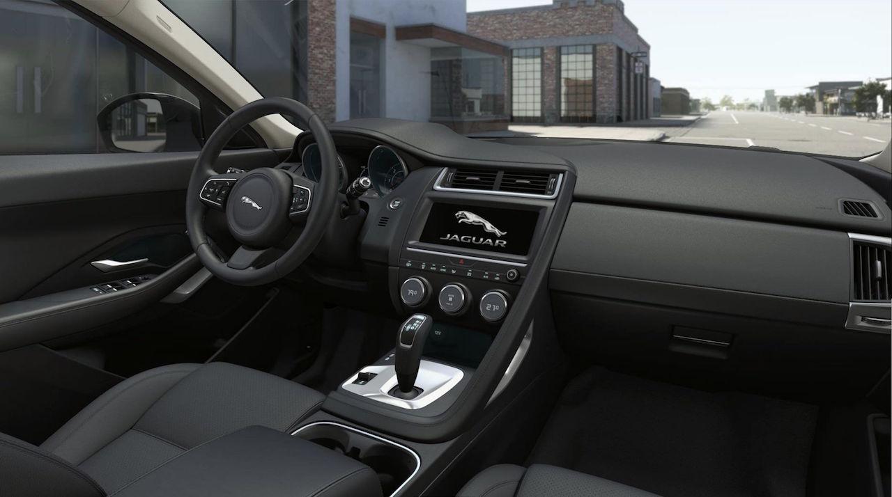 「ジャガーのSUV「E-PACE」「F-PACE」に専用19インチアルミホイールなど豪華装備を網羅した特別仕様車を用意【新車】」の7枚目の画像