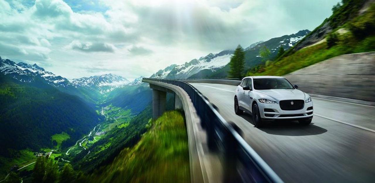 「ジャガーのSUV「E-PACE」「F-PACE」に専用19インチアルミホイールなど豪華装備を網羅した特別仕様車を用意【新車】」の9枚目の画像