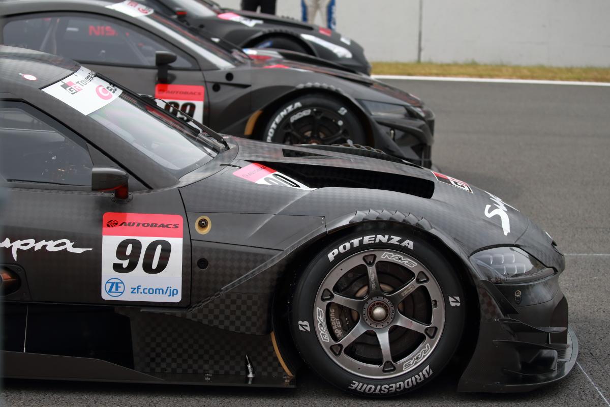 「クラス1規定いよいよ本格始動!2020年仕様のGT500クラス開発車両がデモランを披露【SUPER GT 2019】」の8枚目の画像