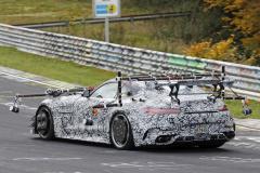 メルセデス AMG GT R外観_009