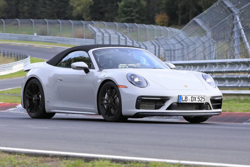 ポルシェ, 911 GTS外観_003