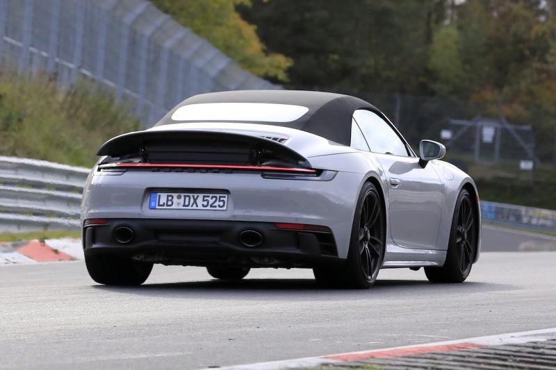 ポルシェ, 911 GTS外観_008