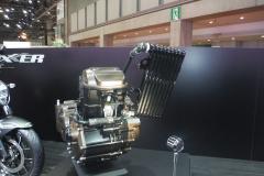 スズキ油冷エンジン