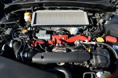 2012年式のエンジン