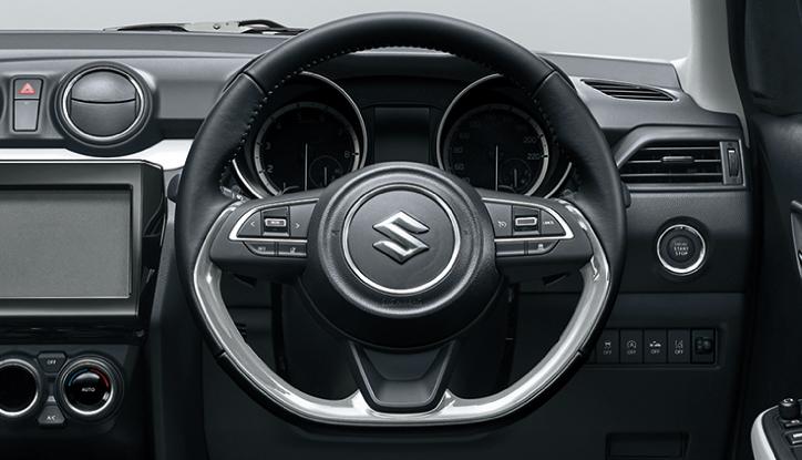 「スズキ・スイフトにマイルドハイブリッドの特別仕様車「HYBRID MGリミテッド」が登場【新車】」の1枚目の画像