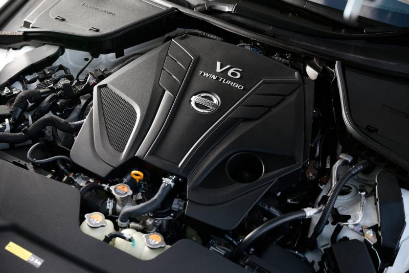 VR30DDTTエンジン
