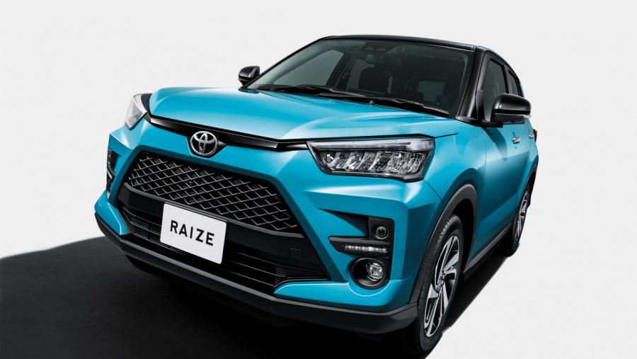 トヨタの新コンパクトSUV「ライズ」デビュー! ダイハツ