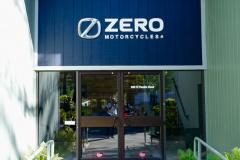 ZeroMotorcycles_エントランス