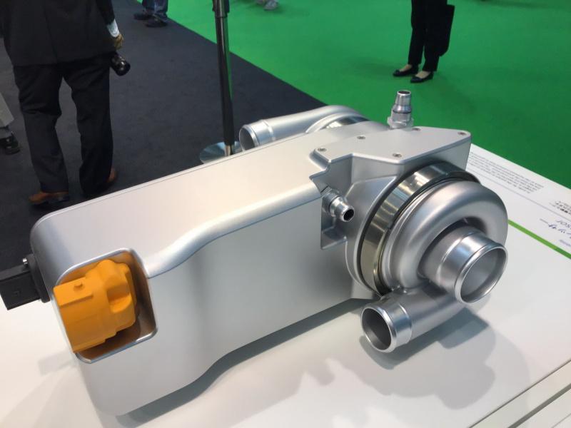 BOSCH electric air compressor