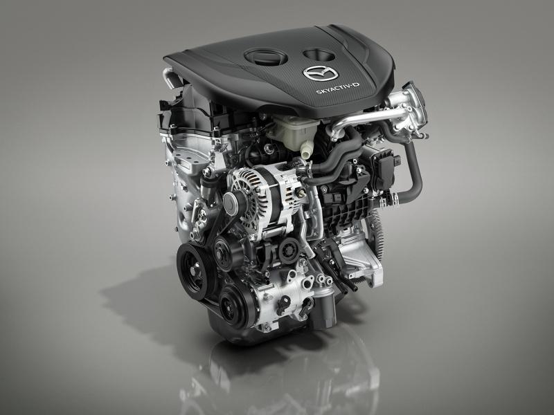 CX-30 クリーンディーゼルエンジン SKYACTIV-D1.8