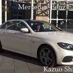 EQパワーPHV、メルセデス・ベンツ E300 deは、ディーゼルなのに超高級車の香り漂う静かさ!【清水和夫StartYourEnginesX】 - kazuoshimizu_e300de_01