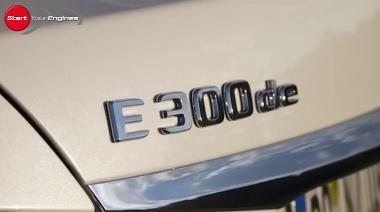 E300deエンブレム