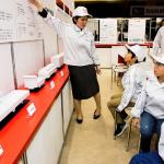 「アウトオブキッザニアの日野ブースでトラックの注文制作を体験!【東京モーターショー2019】」の5枚目の画像ギャラリーへのリンク