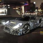 登場は2020年5月か。マセラティ史上最速のスーパースポーツが開発車両を初公開! - maserati sport002