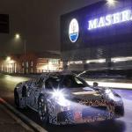 登場は2020年5月か。マセラティ史上最速のスーパースポーツが開発車両を初公開! - maserati sport004