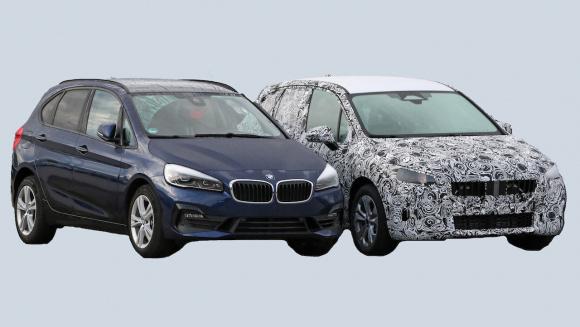 BMW 2シリーズ アクティブツアラー外観_007
