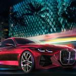 「大型キドニーグリルの成功を信じている」BMW幹部が初めて言及 - BMW-4_Concept-2019-1280-04