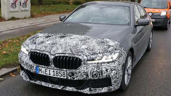 BMW 5シリーズ外観_004