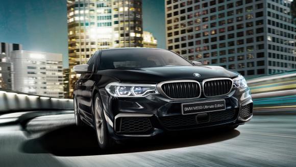 BMW 5シリーズ xDrive アルティメット エディション