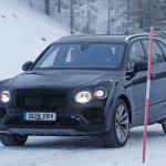 超高級SUVセグメントの勝者へ。ベントレー・ベンテイガ、初の大幅改良を実施 - Bentley Bentayga facelift winter 11