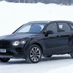 超高級SUVセグメントの勝者へ。ベントレー・ベンテイガ、初の大幅改良を実施 - Bentley Bentayga facelift winter 13