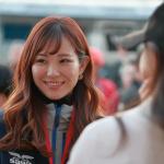【サーキット女子に聞いたモータースポーツの魅力】その13・西村いちかさん「周りの頑張れ!って感情で自分もアツくなれるのがレースの醍醐味」 - CIRCUITJOSHI_ICHIKARU_001