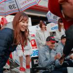 【サーキット女子に聞いたモータースポーツの魅力】その13・西村いちかさん「周りの頑張れ!って感情で自分もアツくなれるのがレースの醍醐味」 - CIRCUITJOSHI_ICHIKARU_007