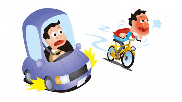 自転車の酒酔い運転