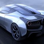全貌が明らかに! ゴードン・マレー設計の新型スーパーカー「T.50」、ティザーイメージが初公開 - Gordon-Murray-T50-Supercar-01