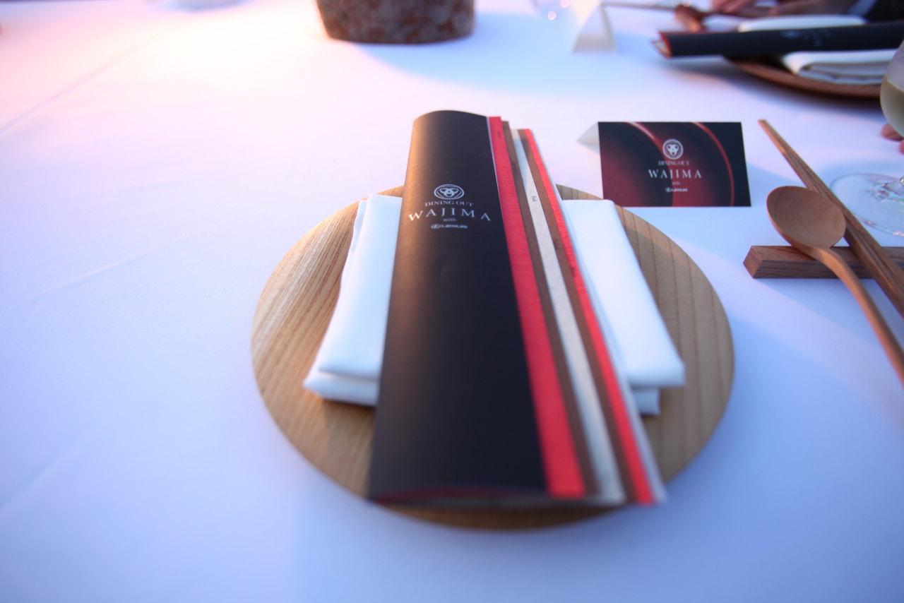 「忽然と田んぼがレストランに! 輪島の「食」と「匠」と「人」が織りなす「おもてなし」とレクサスの共通項は?【DINING OUT WAJIMA with LEXUS】」の14枚目の画像