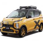 新型軽スーパーハイトワゴンが2台登場するほか、ekクロスなどの個性満点のカスタマイズカーが勢揃い【東京オートサロン2020】 - MITSUBISHI_Autosalon2020_20191224_1