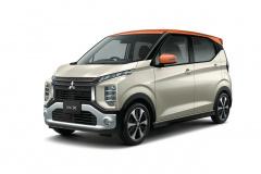 三菱自動車 eKクロス