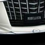 マイナーチェンジのトヨタ・アルファード/ヴェルファイアに早速「モデリスタ」エアロパーツ追加 - MODELLISTA_alphard_20191220_3
