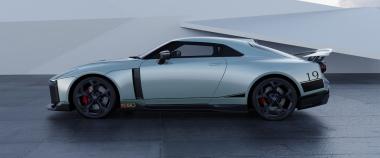 日産自動車 Nissan GT-R50 by Italdesign