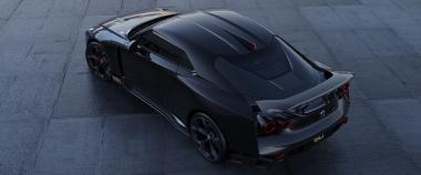 日産自動車 GT-R50 by Italdesign