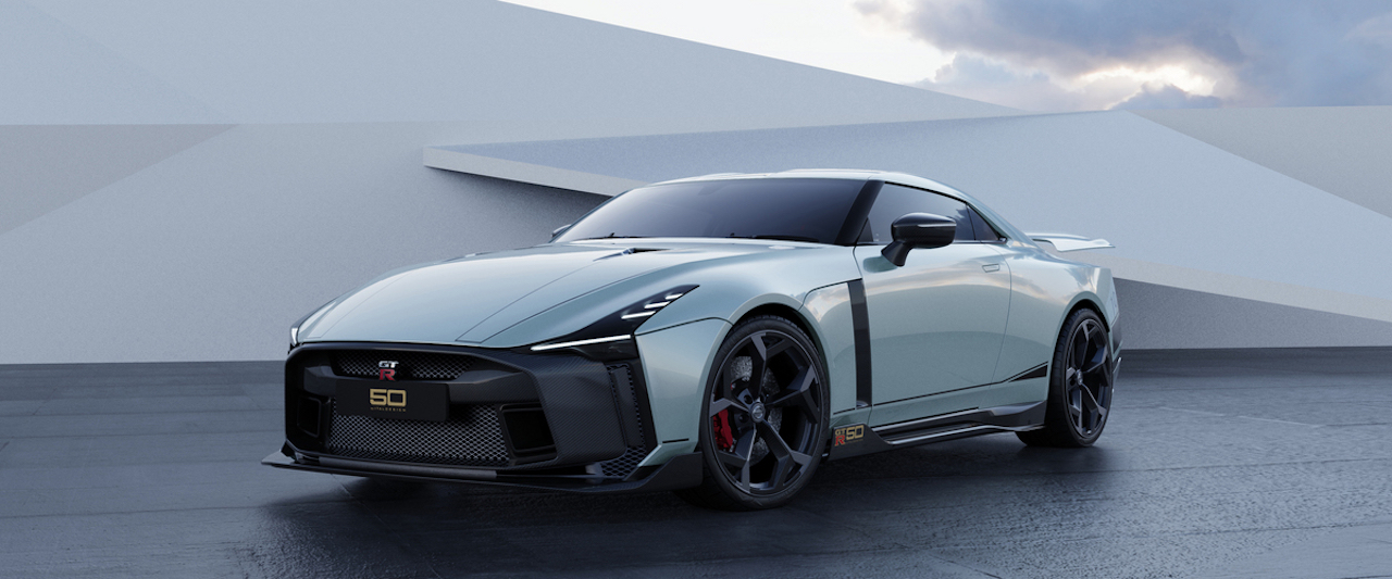 日産自動車 GT-R50 by Italdesign