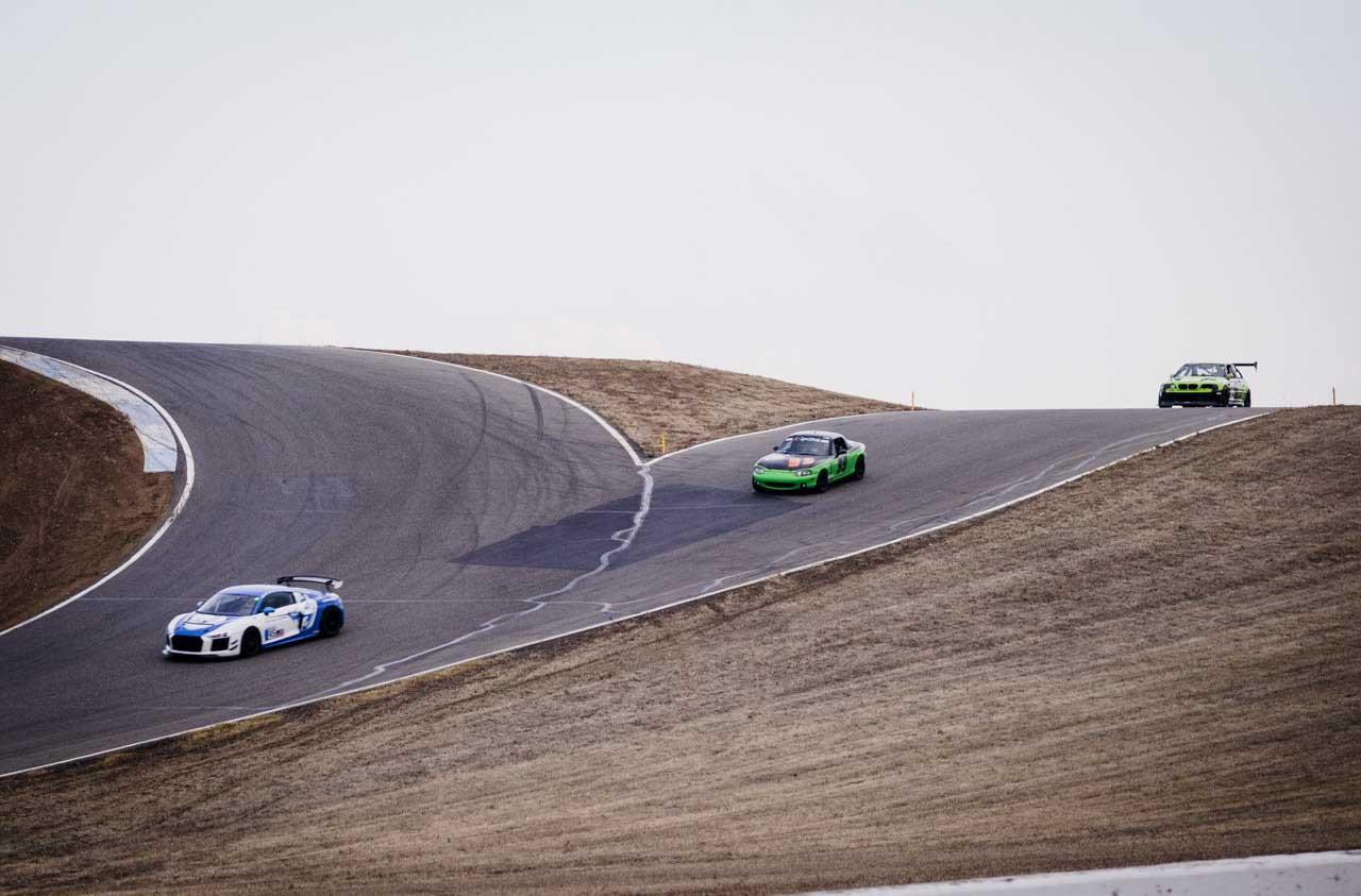 「世界最長の耐久レース!?アメリカ・サンダーヒル25時間レースにドリフト王者「川畑真人」が参戦!」の1枚目の画像