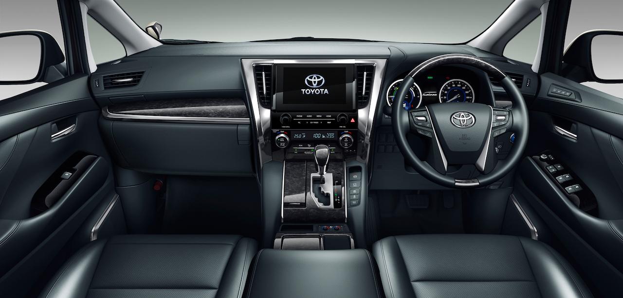 「トヨタ・アルファード/ヴェルファイアが一部改良。9インチのディスプレイオーディオを標準化【新車】」の2枚目の画像