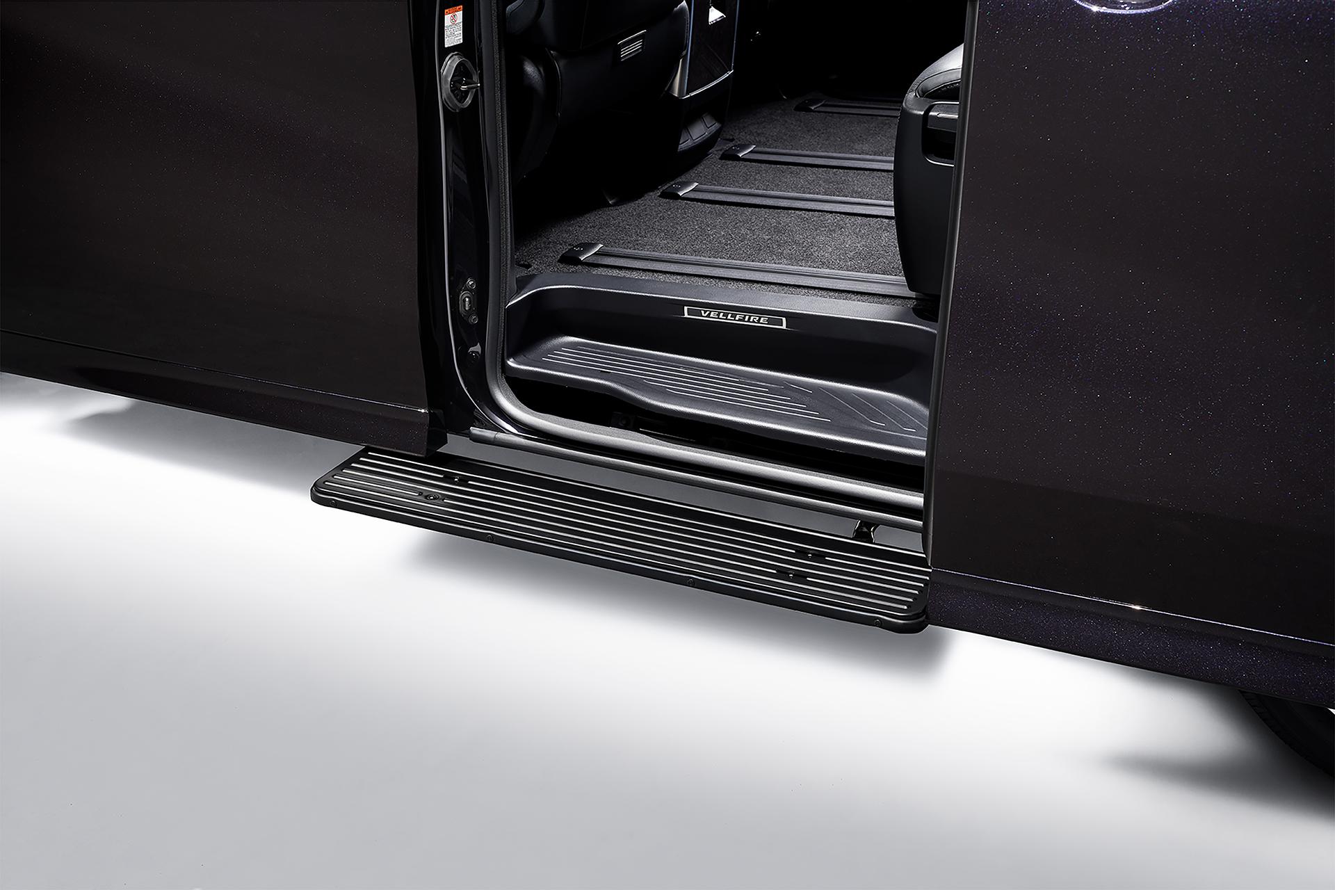 「トヨタ・アルファード/ヴェルファイアが一部改良。9インチのディスプレイオーディオを標準化【新車】」の13枚目の画像