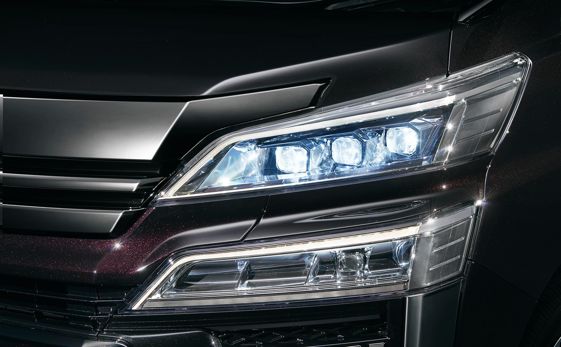 「トヨタ・アルファード/ヴェルファイアが一部改良。9インチのディスプレイオーディオを標準化【新車】」の12枚目の画像