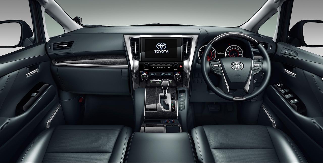 「トヨタ・アルファード/ヴェルファイアが一部改良。9インチのディスプレイオーディオを標準化【新車】」の9枚目の画像